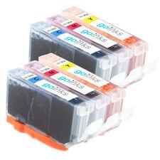 6 C/M/Y Ink Cartridges for HP Photosmart B110d B110e B110f B8550 B8553 C5380