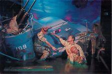 "Cliff Robertson PT 109 4x6"" Postcard Movieland Wax Museum"