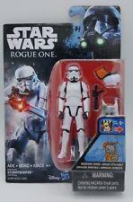 "Star Wars Rogue One Hasbro 3.75"" STORMTROOPER!!!"