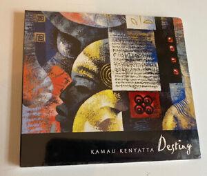 Destiny Par Kamau Kenyatta (CD) Neuf Scellé