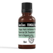 Fungal Nail Treatment - Anti Fungus Toe Nails JoesToesⓒ Natural Organic UK made