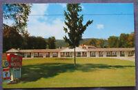 Vermont Bennington Benn View Motel Postcard (d317E)