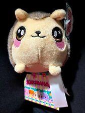 "Squishamals Squishy Plush Pet Scented Squeezamals: Haven Hedgehog 3.5"" Nwt"
