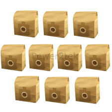 10x U59 Vacuum Cleaner Bags for Electrolux Z3319 A3380 ALFATEC Hoover NEW