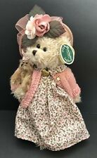 THE BEARINGTON COLLECTION BEAR DAISY AND BELLE PLUSH COLLECTIBLE DOLL
