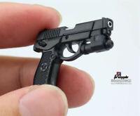 1/6 Weapon Toys QSZ92 Pistol Rifle Model Plastic Semi-automatic  1:6 Gun Toy
