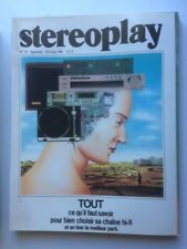 Magazine STEREOPLAY - N°5 de 1980 - CHOISIR SA CHAINE HI FI  -ca51