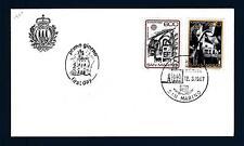 SAN MARINO - 1987 - Europa Unita. Architettura moderna