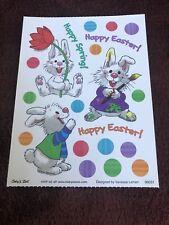 Suzy's Zoo Sticker Sheet #90031