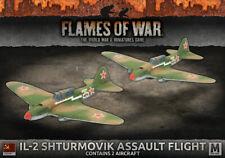 Flames of War BNIB IL-2 Shturmovik Assault Flight SBX53