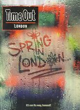 TIME OUT LONDON No 2420 7-13 MARCH 2017 JOAN COLLINS  ISABELLE HUPPERT