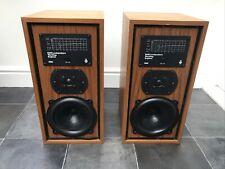 Perfect! B&W DM5 Bowers Wilkins Floor Standing Speakers Audiophile England UK 2