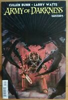 ARMY of DARKNESS #5a (2015 DYNAMITE Comics) ~ VF/NM Comic Book