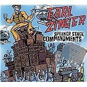 Earl Zinger - Speaker Stack Commandments (2004) CD