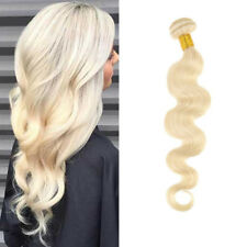 #613 Blonde Brazilian Body Wave Human Hair Bundles Virgin Human Hair Extensions