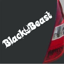 Auto Aufkleber Black Beast Motorsport tuning sticker