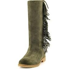 Lucky Brand Suede Knee High Boots for Women