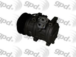 A/C Compressor-New Global 6512103 fits 04-07 Toyota Sienna 3.3L-V6
