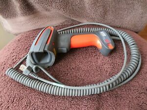 HONEYWELL GRANIT 1980IFR-3 EX25 EXTENDED RANGE BARCODE SCANNER WITH CABLE REV G