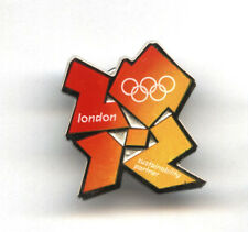 Vintage London Olympics Logo 2012 Pin Badge Olympic Games