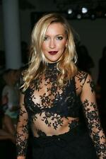 KATIE CASSIDY A4 PHOTO 39