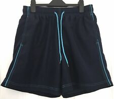 Blue Harbour Mens Swim Beach Shorts. Medium. Excellent Condition!