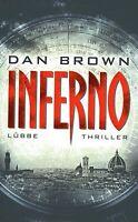 INFERNO - Thriller von Dan Brown BUCH - GEBUNDEN - ca. 1 KG !
