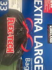 90 Kirkland Premium Drawstring Bin Liners Extra Large