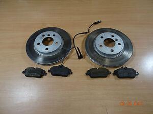 Mini Cooper F56 F57 B38A12A Bremsscheiben belüftet + beläge 3411 6866295
