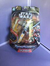 Hasbro Star Wars Transformers - Luke Skywalker X-Wing Fighter NIP
