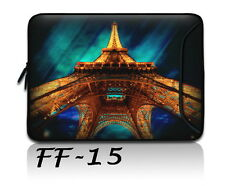 "10.1"" Tablet Notebook Sleeve Extra Pocket Case Bag For ACER Iconia One 10"" 10.1"""