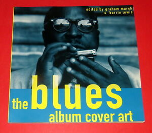 The Blues Album Cover Art - G.Marsh & B. Lewis -- TB Großformat