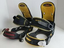 Burton Mission Snowboard Bindings men's Medium