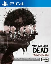 The Walking Dead The Telltale Definitive Series Playstation 4 PS4 NEW SEALED