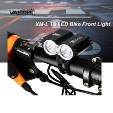 SolarStorm 6000lm Brightness Front Road Bicycle Light BMX Bike Headlight Lamp L