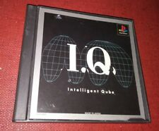PlayStation I.Q intelligent Qube Japan import Free Shipping PS1 Play Station IQ