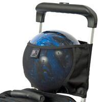 KR Strikeforce Joey Single Tote Bowling Ball Sleeve, Black