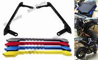 CNC Rear Pillion Seat Grab Bar Handle Hand Rail Fit 2013-2016 YAMAHA MT-09 FZ-09