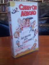 Carry On PG VHS Films