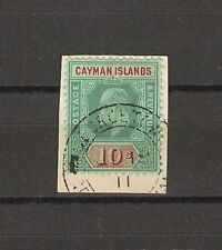 CAYMAN ISLANDS 1907 SG 34 Fine Used Cat £250