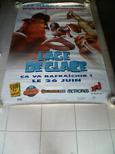 AFFICHE AGE DE GLACE ICE AGE 4x6 ft Bus Shelter Original Movie Poster 2002