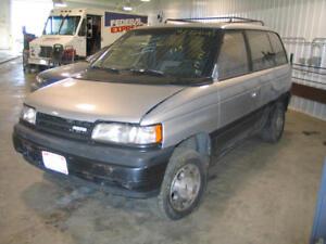 1990 Mazda MPV Van FRONT CV AXLE SHAFT Right