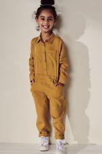 Cotton On Kids Girls Gizelle Boiler Suit Pants & Leggings  In  Yellow