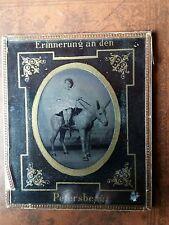 Ferrotypie (Tintype) von Porträts & Personen (bis 1940)