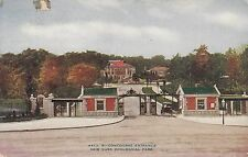 Post Card - New York / Zoological Park