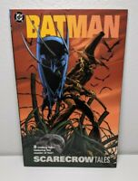 Batman: Scarecrow Tales Graphic Novel - TPB OOP - Out of Print - DC Comics