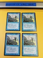 4x Silver Erne | Ice Age | MTG Magic The Gathering Cards