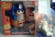Crazy Tag-Teams - Optimus Prime (as Optimash Prime) & Hamtaro - both NIB!