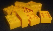 LEGO 2x3 Bricks Yellow---Lot of 10 300224