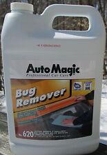 BUG REMOVER by Auto Magic, Removes Tough Bug Residue, 1 GAL